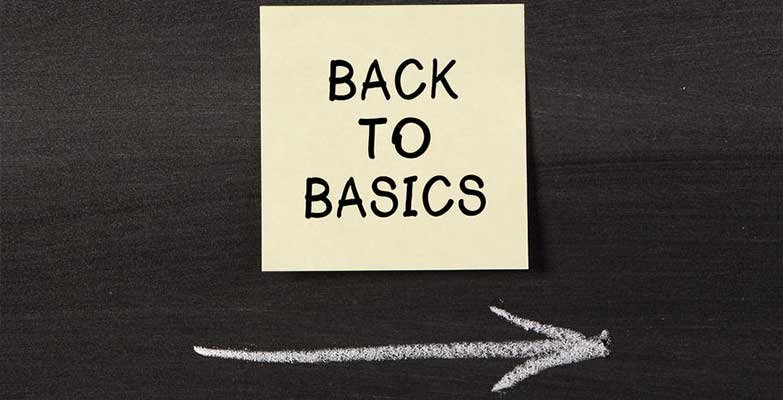 Demand response – back to basics