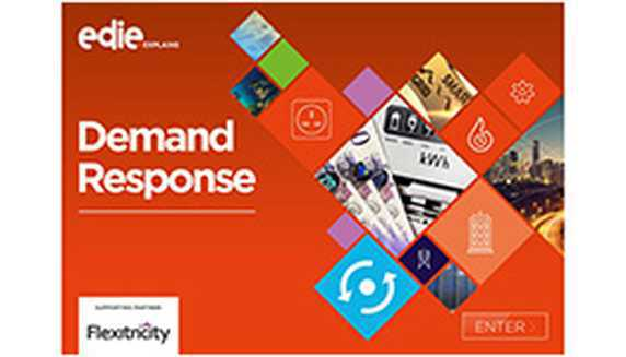 edie launches free demand response guide for businesses