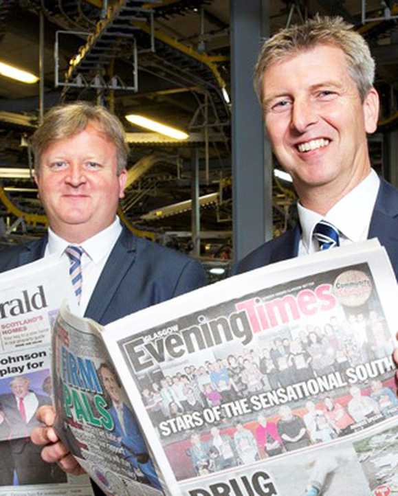 Herald and Times subscribes to demand response