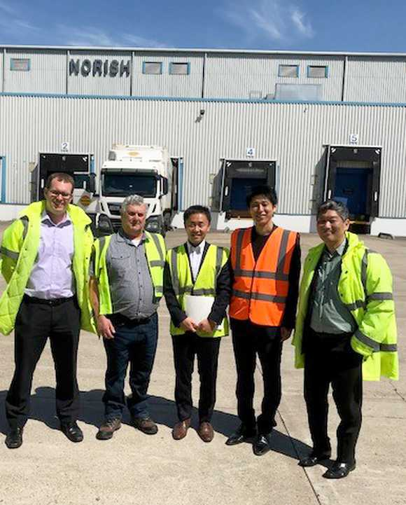 Japanese energy experts learn about demand response