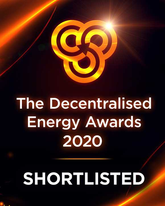We've been shortlisted at the ADE Awards
